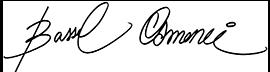 Bassel Signature